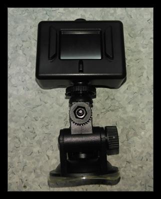 Использование экшн камеры в качестве видеорегистратора